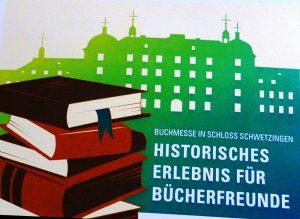 Buchmesse in Schloss Schwetzingen