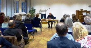 Lesung Das Mahl zu Heidelberg 2
